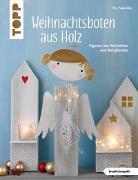 Cover-Bild zu Pedevilla, Pia: Weihnachtsboten aus Holz (kreativ.kompakt)