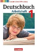 Cover-Bild zu Diehm, Jan: Deutschbuch Gymnasium, Baden-Württemberg - Ausgabe 2012, Band 1: 5. Schuljahr, Arbeitsheft mit Lösungen