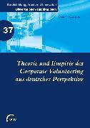 Cover-Bild zu Fischer-Schöneborn, Sandra: Theorie und Empirie des Corporate Volunteering aus deutscher Perspektive (eBook)