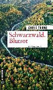 Cover-Bild zu Schwarzwald. Blutrot (eBook) von Thame, Chris