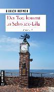 Cover-Bild zu Der Tod kommt in Schwarz-Lila (eBook) von Hefner, Ulrich