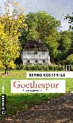 Cover-Bild zu Goethespur (eBook) von Köstering, Bernd