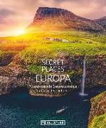 Cover-Bild zu Secret Places Europa von Kohl, Margit