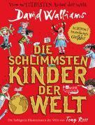 Cover-Bild zu Die schlimmsten Kinder der Welt von Walliams, David