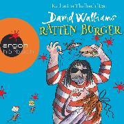 Cover-Bild zu Ratten-Burger (Ungekürzte Lesung mit Musik) (Audio Download) von Walliams, David