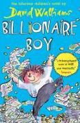 Cover-Bild zu Billionaire Boy von Walliams, David