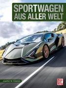Cover-Bild zu Sportwagen aus aller Welt von Köstnick, Joachim M.