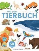 Cover-Bild zu Mein großes Tierbuch von Baumann, Anne-Sophie