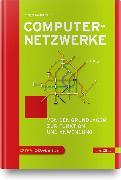Cover-Bild zu Computernetzwerke von Schreiner, Rüdiger