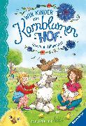 Cover-Bild zu Wir Kinder vom Kornblumenhof, Band 5: Krawall im Hühnerstall (eBook) von Fröhlich, Anja