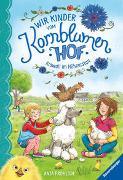 Cover-Bild zu Wir Kinder vom Kornblumenhof, Band 5: Krawall im Hühnerstall von Fröhlich, Anja