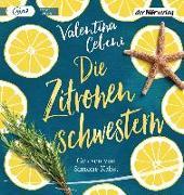 Cover-Bild zu Cebeni, Valentina: Die Zitronenschwestern