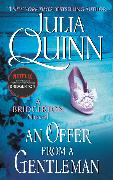 Cover-Bild zu An Offer from a Gentleman von Quinn, Julia