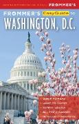 Cover-Bild zu Frommer's EasyGuide to Washington, D.C (eBook)