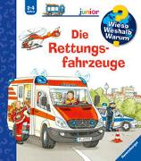 Cover-Bild zu Erne, Andrea: Die Rettungsfahrzeuge