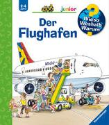 Cover-Bild zu Erne, Andrea: Der Flughafen