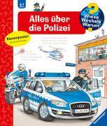 Cover-Bild zu Erne, Andrea: Alles über die Polizei