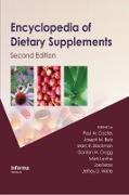 Cover-Bild zu Coates, Paul M. (Hrsg.): Encyclopedia of Dietary Supplements (eBook)