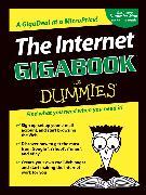Cover-Bild zu Weverka, Peter: The Internet GigaBook For Dummies (eBook)
