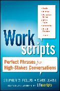 Cover-Bild zu Pollan, Stephen M.: Workscripts (eBook)