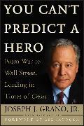 Cover-Bild zu Levine, Mark: You Can't Predict a Hero (eBook)