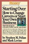 Cover-Bild zu Pollan, Stephen M.: Starting Over (eBook)