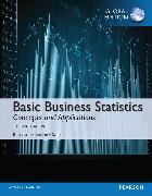 Cover-Bild zu Berenson, Mark L.: Basic Business Statistics with MyStatLab, Global Edition