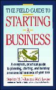 Cover-Bild zu Pollan, Stephen M.: Field Guide to Starting a Business