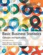 Cover-Bild zu Levine, David M.: Basic Business Statistics, Global Edition