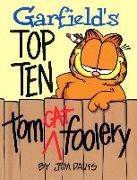 Cover-Bild zu Davis, Jim: Garfield's Top Ten Tom(cat) Foolery (eBook)