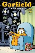 Cover-Bild zu Davis, Jim: Garfield 2018 TV or Not TV? #1 (eBook)