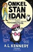 Cover-Bild zu Onkel Stan und Dan und das gar nicht lieblich-niedliche Mondabenteuer