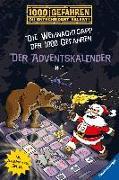 Cover-Bild zu Der Adventskalender - Die Weihnachtsapp der 1000 Gefahren