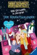 Cover-Bild zu Der Adventskalender - 1000 Gefahren in der Liebe