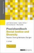 Cover-Bild zu Praxishandbuch Social Justice und Diversity von Czollek, Leah Carola