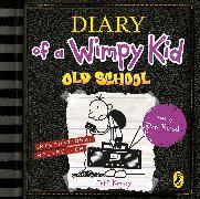 Cover-Bild zu Diary of a Wimpy Kid: Old School (Book 10) von Kinney, Jeff
