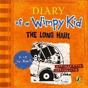 Cover-Bild zu Diary of a Wimpy Kid: The Long Haul (Book 9) von Kinney, Jeff
