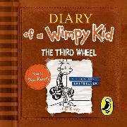 Cover-Bild zu Diary of a Wimpy Kid: The Third Wheel (Book 7) von Kinney, Jeff