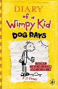 Cover-Bild zu Diary of a Wimpy Kid: Dog Days (Book 4) von Kinney, Jeff