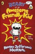 Cover-Bild zu Diary of an Awesome Friendly Kid von Kinney, Jeff