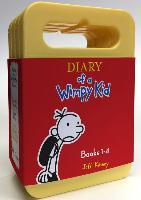 Cover-Bild zu Diary of a Wimpy Kid Boxed Set: Diary of a Wimpy Kid, Rodrick Rules, the Last Straw, Dog Days von Kinney, Jeff