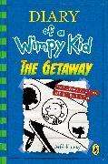 Cover-Bild zu Diary of a Wimpy Kid: The Getaway (book 12) (eBook) von Kinney, Jeff