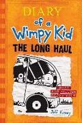 Cover-Bild zu The Long Haul (Diary of a Wimpy Kid #9) von Kinney, Jeff