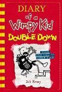 Cover-Bild zu Double Down (Diary of a Wimpy Kid #11) von Kinney, Jeff