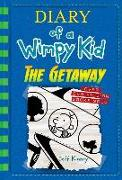 Cover-Bild zu The Getaway (Diary of a Wimpy Kid Book 12) von Kinney, Jeff