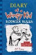 Cover-Bild zu Rodrick Rules (Diary of a Wimpy Kid #2) von Kinney, Jeff