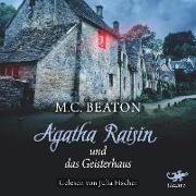 Cover-Bild zu Agatha Raisin und das Geisterhaus von Beaton, M. C.