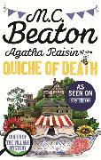 Cover-Bild zu Agatha Raisin and the Quiche of Death von Beaton, M.C.
