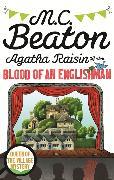 Cover-Bild zu Agatha Raisin and the Blood of an Englishman von Beaton, M.C.