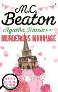 Cover-Bild zu Agatha Raisin and the Murderous Marriage von Beaton, M.C.